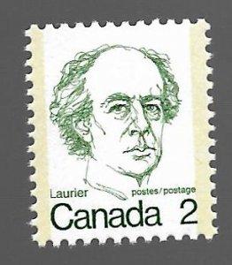 Canada 1973 - MNH - Scott #587 *