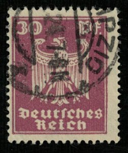 Reich, Germany, 1924 New National Eagle, (2898-T)