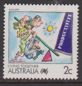 Australia Sc#1054 MNH