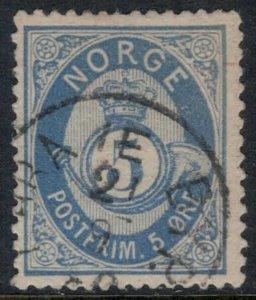Norway #24  CV $18.00