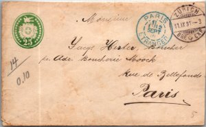 Switzerland, Postal Stationary