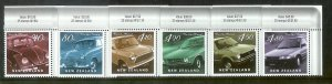 NEW ZEALAND Sc#1651-1656 Complete Mint Never Hinged Set