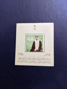 Saudi Arabia 862-3 VFNH variety, CV $300