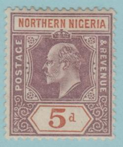Northern Nigeria 14 Mint Hinged OG *  - No Faults! Very Fine
