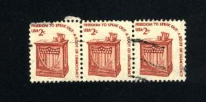 USA #1582  3  used  1975-81 PD .15