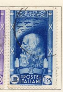 Italy 1935 Early Issue Fine Used 1.25L. 099552