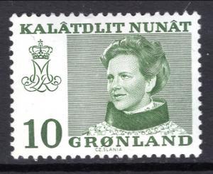Greenland 87 MNH VF