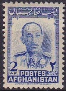 AFGHANISTAN [1951] MiNr 0358 ( **/mnh )