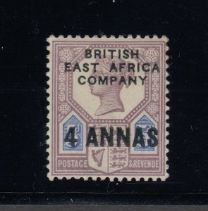 British East Africa, Sc 3 (SG 3), MLH