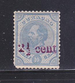Netherlands Antilles 25 MHR Surcharge SCV $16.00