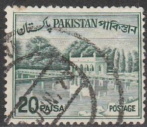 Pakistan #135c  F-VF Used (S5606)
