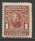 HONDURAS RA2 VFU Z843-3
