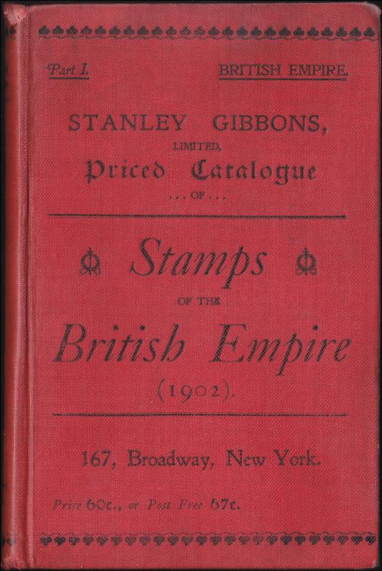 Stanley Gibbons 1902 Catalog Part I-II.