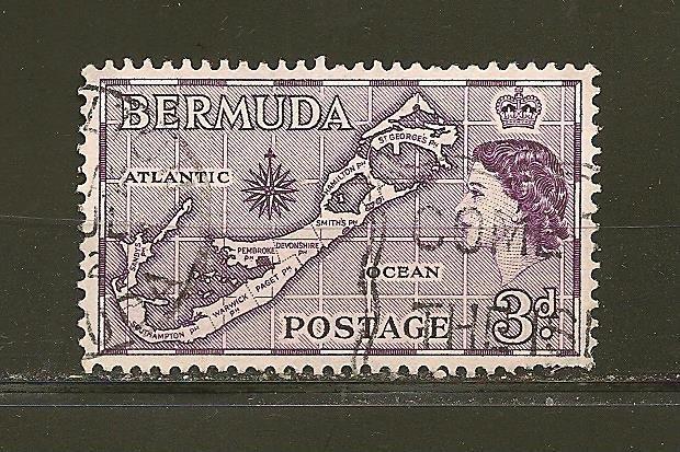 Bermuda 149 Map Used