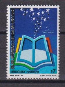 Uruguay 1999 National Heritage Day  (MNH)  - Holidays