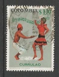 COLOMBIA 796 VFU S692