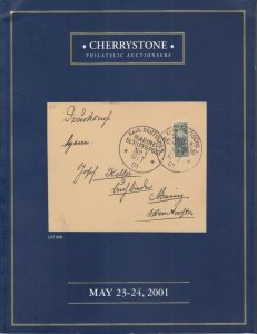Mrs.Jeidl Collection of Belgian Congo Airposts, Russia, Zemstvo Cherrystone 2001