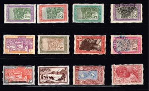 FRANCE STAMP France & Colonies  STAMP COLLECTION LOT #M1