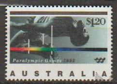 Australia SG 1359 VFU  with First Day cancel