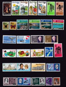 New Zealand a mint selection early decimal