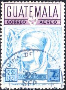 Guatemala #C436   Used
