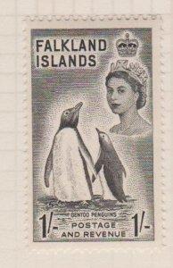 Falkland Islands Sc#127 MH