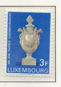 Luxembourg 1967 Early Issue Fine Mint Unmounted 3F. 301350