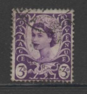 Wales & Monmouthshire   Scott# 1   used   single