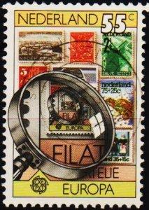 Netherlands. 1979 55c. S.G.1315 Fine Used