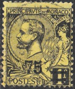 Monaco #59     Used