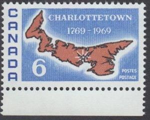 Canada -   #499 Charlottetown Prince Edward Island - MNH