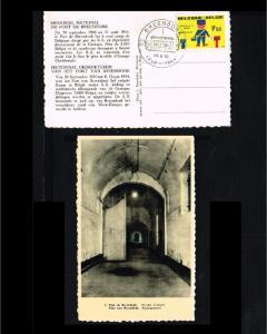 1970 - Belgium Picture postcard - Fort van Breendonk [B09_131]