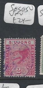 MALAYA SUNGEI UJONG  (P0502B)  2C TIGER  SG 50   VFU
