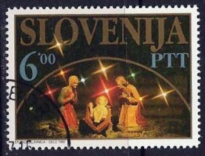 Slovenia ~ Scott # 147 ~ Used