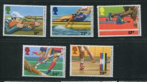 Great Britain #1149-53 MNH - Make Me An Offer