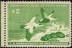 RW24 Mint,OG,LH.. SCV $85.00