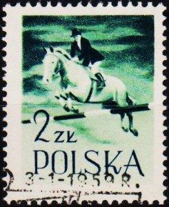 Poland. 1959 2z S.G.1083 Fine Used