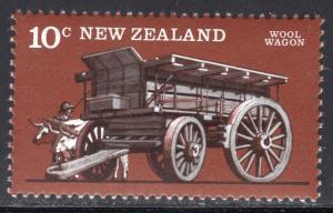 NEW ZEALAND SCOTT 602