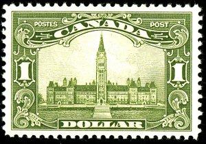 Canada #159 MINT OG LH