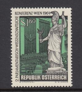 Austria 726 Parliamentary Conference mnh