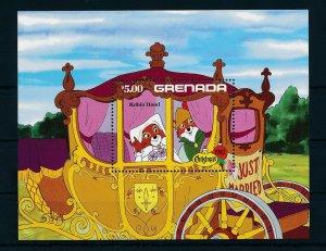 [22506] Grenada 1982 Disney Character Robin Hood MNH