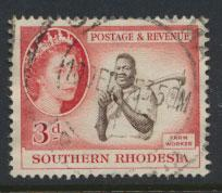 Southern Rhodesia  SG 81  Used