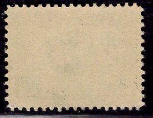US Stamp #397 1c Green Balboa MINT NH SCV $32.50
