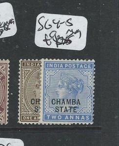 INDIA CHAMBA (P0604B) QV SG 4-5   MOG