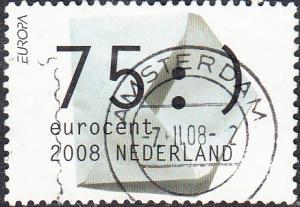 Netherlands #1308 Used
