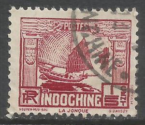 INDOCHINA 144 VFU 962F