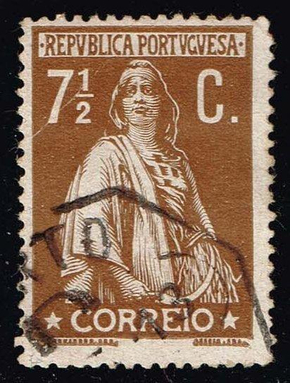 Portugal #243 Ceres; Used (2.50)