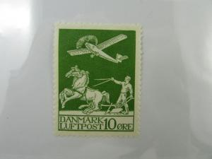 c1925  Denmark SC #C1   MH stamp