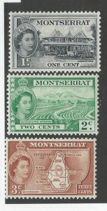 MONTSERRAT SC #  129 - 31 MLH
