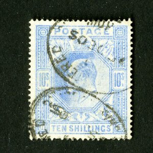 Great Britain Stamps # 141 Superb Used Catalog Value $525.00